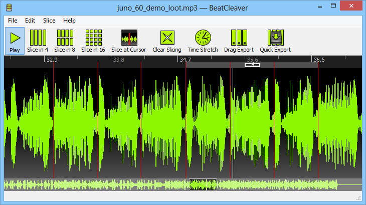 BeatCleaver 1.3.1 for Windows