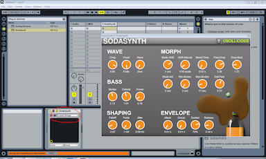 VST Presets in Ableton Live
